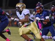 Football: Fike vs. Southern Nash (Oct. 10, 2014)