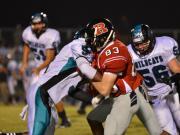 Football: West Johnston vs. Rolesville (Oct. 11, 2014)