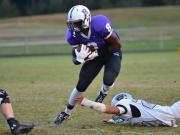 Football: East Chapel Hill vs. Riverside (Oct. 13, 2014)