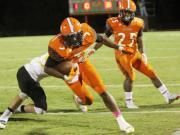 Football: Chapel Hill vs. Orange (Oct. 17, 2014)