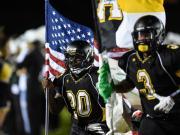 Football: Cary vs. Apex (Oct. 17, 2014)