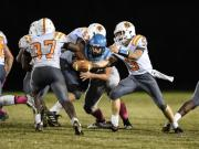 Football: Fuquay-Varina vs. Panther Creek (Oct. 17, 2014)
