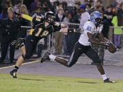 Football: Panther Creek vs. Apex (Oct. 24, 2014)