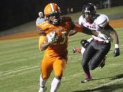 Football: J.F. Webb vs. Orange (Oct. 24, 2014)