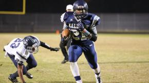 Football: Heritage vs. Millbrook (Oct. 24, 2014)