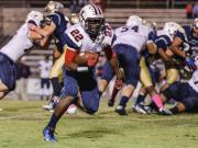 Football: Terry Sanford vs. Lee County (Oct. 24, 2014)