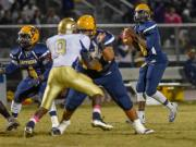 Football: Fike vs. Rocky Mount (Oct. 24, 2014)