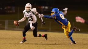 Football: Southeast Raleigh vs. Garner (Oct. 30, 2014)