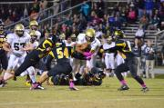 Football: Northwood vs. Chapel Hill (Oct. 30, 2014)
