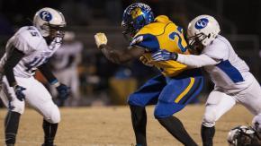 Football: Camden vs. Princeton (Nov. 21, 2014)