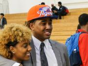 Hillside hosts Signing Day event for 15 football players (Feb. 4, 2015)