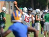 East Wake 7-on-7 competition (July 7, 2015)