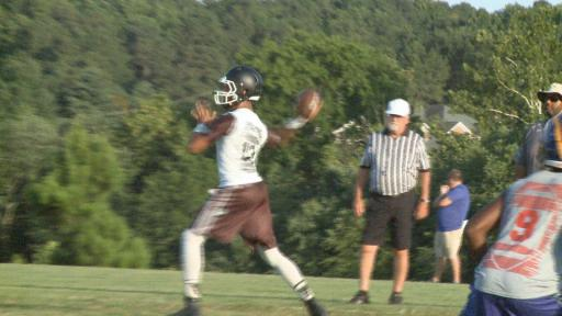Highlights: East Wake vs. Southeast Raleigh (July 15, 2015)