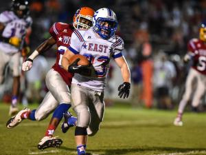 N.C. Coaches Assotication East-West All-Star Football (July 22,