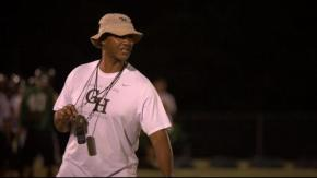 Green Hope holds midnight football practice (Aug. 1, 2015)