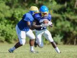 Garner Football Practice (Aug. 7, 2015)