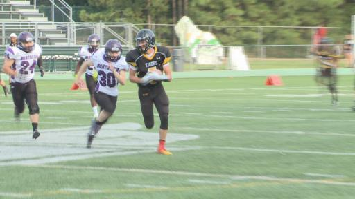 Highlights: Northern Guildfor 22, Chapel Hill 7 (Aug. 15, 2015)