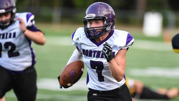 Chapel Hill vs Northern Guilford - August 15, 2015 at Cardinal G