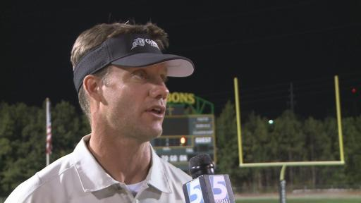 Wright talks about positives in Middle Creek loss