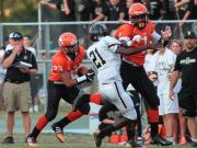 Football: Gray's Creek vs. South View (Aug. 28, 2015)