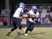 Football: Panther Creek vs. Leesville Road (Aug. 28, 2015)