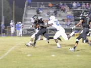 Football: Clayton vs. South Johnston