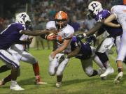 Football: Orange vs. Riverside (Sept. 4, 2015)