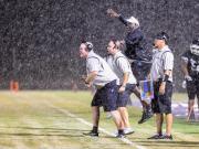 Football: Chapel Hill vs. Southeast Raleigh (Sept. 10, 2015)
