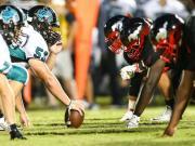 Football: West Johnston vs. Middle Creek (Sept. 11, 2015)