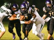 Football: Green Hope vs. Holly Springs (Sept. 11, 2015)