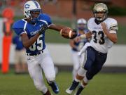 Football: Smithfield-Selma vs. Clayton (Sept. 11, 2015)