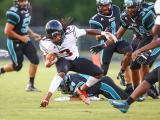 Football: Rolesville vs. West Johnston (Sept. 18, 2015)