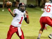 Football: Red Springs vs. Lakewood (Sept. 18, 2015)
