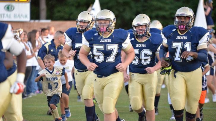 Football: Northwood vs Lee County (Sept. 18, 2015)