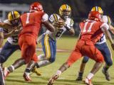 Football: Cape Fear vs. Seventy-First (Oct. 9, 2015)