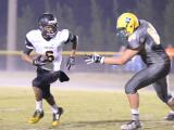 Football: Roanoke Rapids vs Bunn (Oct. 16, 2015)
