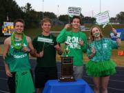 Leesville Road wins Student Section Showdown (Oct. 23, 2015)
