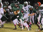 Football: Cary vs. Green Hope (Oct. 23, 2015)