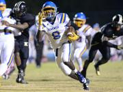 Football: Garner vs. Knightdale (Oct. 23, 2014)