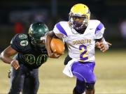 Football: Corinth Holders vs. South Johnston (Oct. 30, 2015)