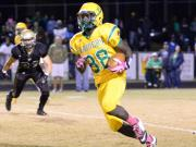 Football: Richmond County vs. Pinecrest (Oct. 30, 2015)