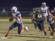Football: Terry Sanford vs. Gray's Creek (Nov. 6, 2015)