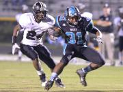 Football: Knightdale vs. West Johnston (Nov. 6, 2015)