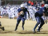 Football: Hoggard vs. Hillside (Nov 20, 2015)