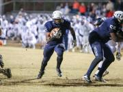 Football: Hoggard vs. Hillside (Nov. 20, 2015)