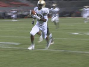 Shelby beats Kinston 57-21 for 2A NCHSAA State Title