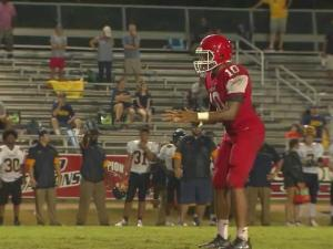 After a relatively slow start Friday, Seventy-First emerged with the help of Elijah McFayden and earned a 27-10 win over visiting Northern Durham