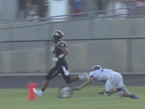 Holly Springs outlasts Hoggard, 24-20