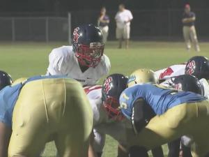 Southern Nash blanks Beddingfield 48-0