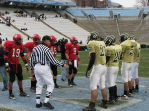03 South Point vs. South Johnston, Dec. 12, 2009